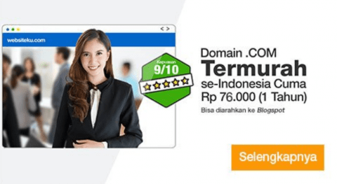 promo domain .com