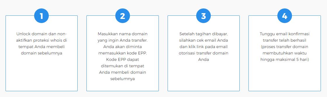 cara pindah domain dari hosting lama ke hosting baru